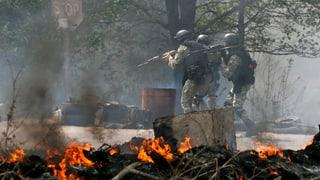 Kaum noch Hoffnung auf ein Ende der Gewalt in der Ukraine