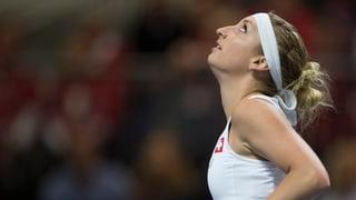 Bacsinszky verliert auch ihr 2. Einzel