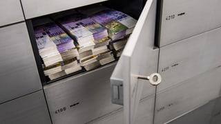 Das Bankgeheimnis im Inland lebt weiter – vorerst