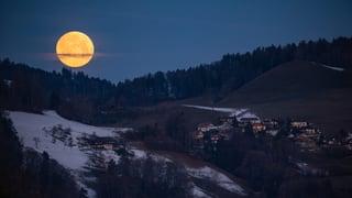 Der Einfluss des Mondes auf unser Wetter (Artikel enthält Video)