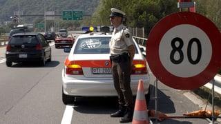 Tempo 80 auf Autobahnen – auch nach 20 Jahren umstritten