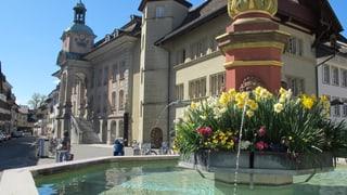 Stadt Zofingen hat nun ein Budget für dieses Jahr