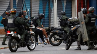Amnesty wirft Venezuela Menschenrechtsverletzungen vor