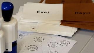 Diese Änderungen sieht Erdogans neue Verfassung vor