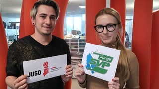JSVP vs Juso: Was ist die richtige Flüchtlingspolitik?