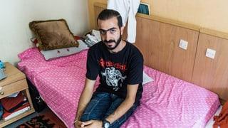 Flüchtlinge im besetzten Hotel: ein sicheres Zuhause auf Zeit
