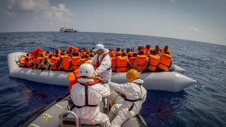 Neues Flüchtlingsdrama im Mittelmeer: 400 gerettet – 200 vermisst