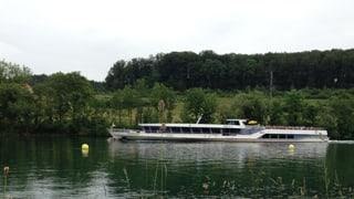 Aareschiffe fahren wieder von Solothurn bis Biel