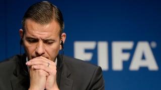 Stühlerücken bei der Fifa – Kattner muss gehen