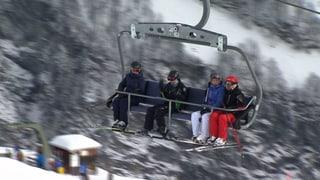 Skigebiete rüsten sich für Wetter-Kapriolen