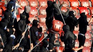 Gewalt bei Fussball und Eishockey steigt
