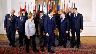 EU-Länder wollen starkes Signal gegen Schlepper aussenden