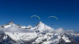 Video Langstreckenflug mit Chrigel und Michael Maurer