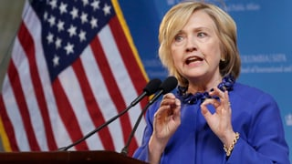 Ein neues Buch bringt Hillary Clinton in Bedrängnis