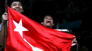 Nahe Wende: Burmas Opposition auf der Zielgeraden