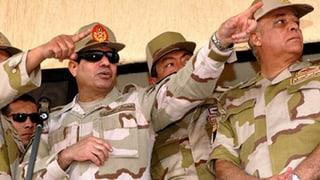 Ägyptens Armeechef drängt auf den Präsidentensitz