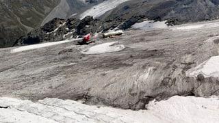 Schweizer Gletscher verlieren deutlich an Eis