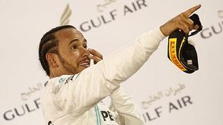 Mercedes-Doppelsieg bei Ferrari-Debakel
