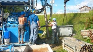 Chalira da la terra per bajetgs en Tujetsch