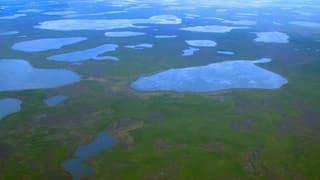 «Das Auftauen des Permafrosts verursacht Löcher in den Strassen»