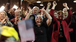 Wahlschlappe für Obama-Lager – Republikaner jubeln