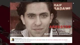 1000 Peitschenhiebe für saudischen Blogger