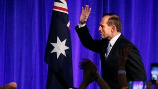 Rechtsrutsch in Australien