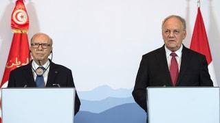 Tunesische Ben-Ali-Gelder werfen Schatten auf Staatsbesuch