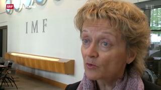 Widmer-Schlumpf fordert globale Standards bei Steuerfragen