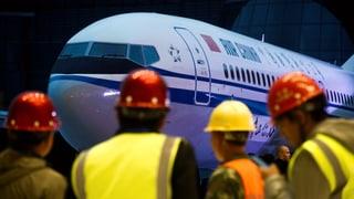 China verhängt Startverbot für Boeing 737