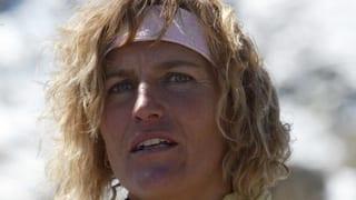 Gesundheitliche Probleme: Evelyne Binsack bricht Expedition ab