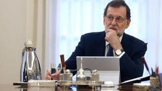 Rajoy stellt Katalonien Ultimaten