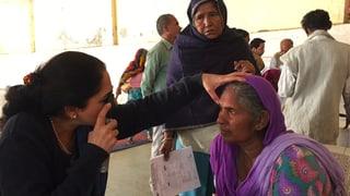 Ein indisches Ärztepaar gibt den Ärmsten ihre Sehkraft zurück