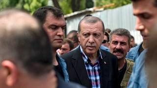Erdogan-Rhetorik: «Säuberung von Krebsviren geht weiter»