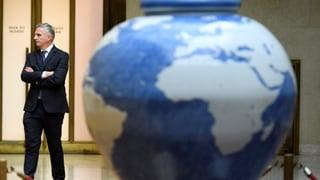 So reagiert die Schweiz auf Burkhalters Rücktritt