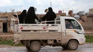 Niederlande will IS-Kämpferinnen zurückkehren lassen