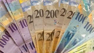 Finanzen: Kanton Aargau macht 2012 einen Überschuss