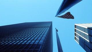 Schweizer Banken erhalten unliebsame Post aus den USA