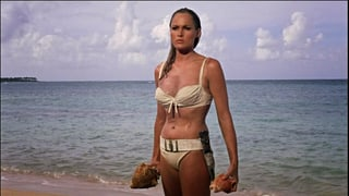 Ursula Andress: Das erste Bond-Girl wird 80