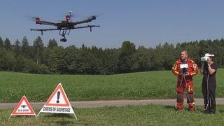 Wo Drohnen Sinn machen
