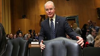 Senat bestätigt Tom Price als Gesundheitsminister
