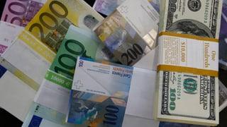 Die Nationalbank steckt wohl nicht hinter jüngster Franken-Schwäche. Denn diese ist eher eine Euro-Stärke.