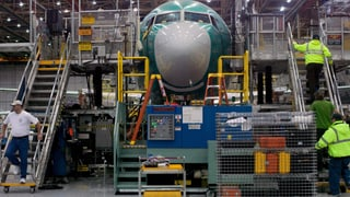 Boeing drosselt 737-Max-Produktion