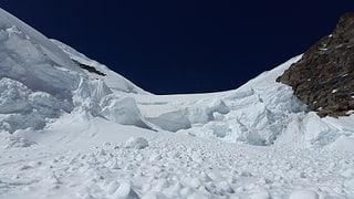 Trais unfrendas da lavinas en Svizra – ina en il Grischun
