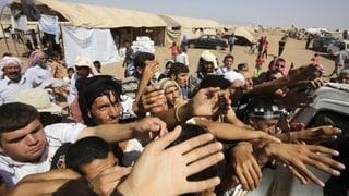 «Der Westen stiehlt sich aus der Verantwortung»
