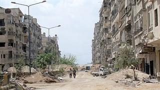 Gegen ein Dutzend Staaten mit ihren jeweiligen Interessen ringen im Syrien-Konflikt um Einfluss. Ein Überblick.