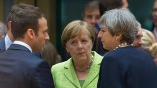 Der zukünftige Rechtsstatus der EU-Bürger in Grossbritannien wurde geklärt. Und sechs weitere Punkte wurden am EU-Treffen besprochen.