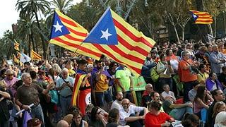 Arrestà dus activists catalans