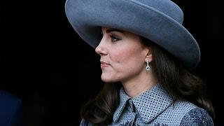 Herzogin Kate: Grauer Hingucker am Commonwealth Day