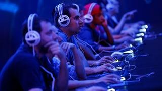 Können Computerspiele krank machen?